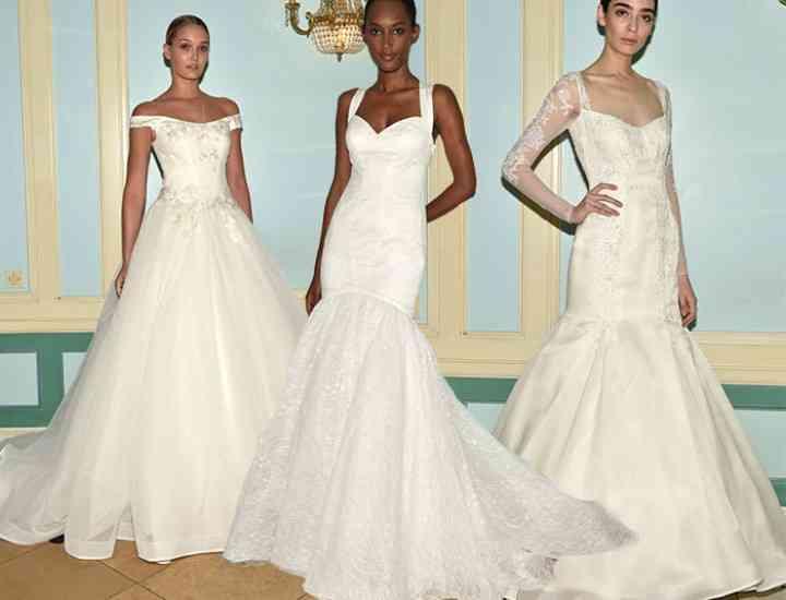Colecția de rochii de mireasă Zac Posen