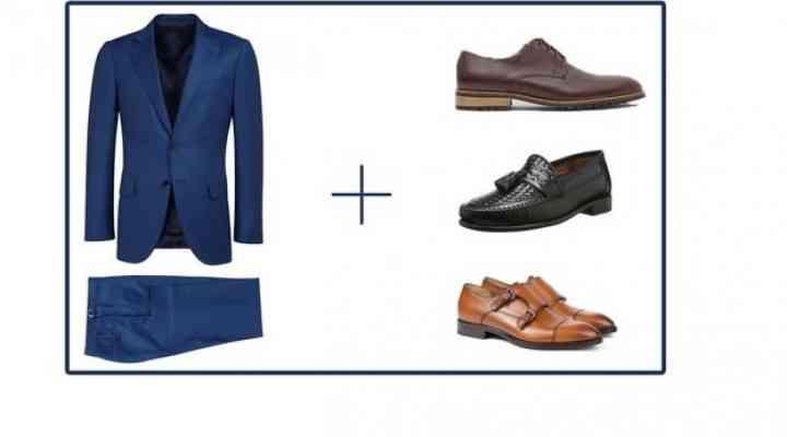 Ghid de alegere a pantofilor pentru fiecare costum