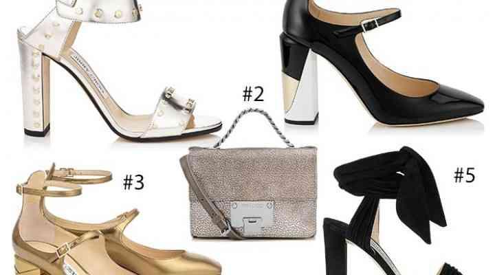 Colecția de pantofi Jimmy Choo pre-toamnă 2016