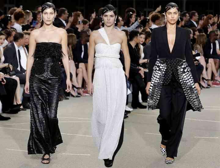 Colecția Givenchy Couture pentru toamna 2016