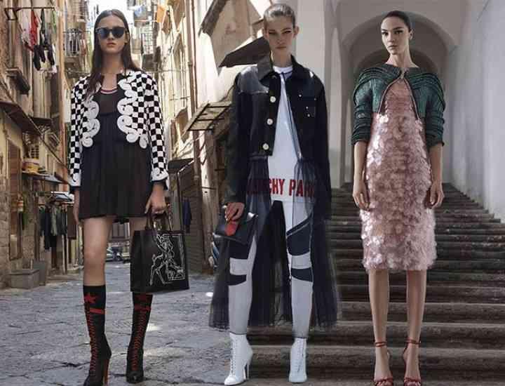 Colecția de stațiune Givenchy 2017