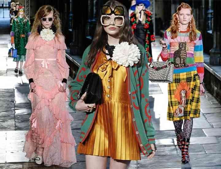 Colecția de stațiune Gucci 2017