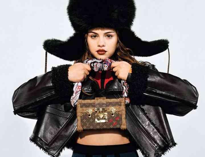 Campania Louis Vuitton pentru toamna 2016 cu Selena Gomez