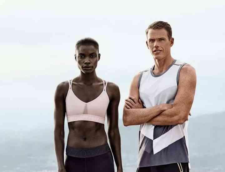 H & M lansează o colecție de îmbrăcăminte sport profesională