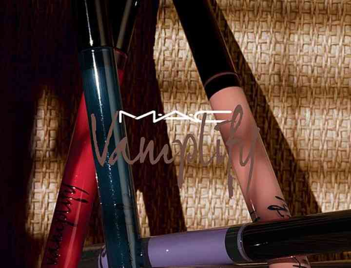 Colecția de rujuri MAC Vamplify vara 2016