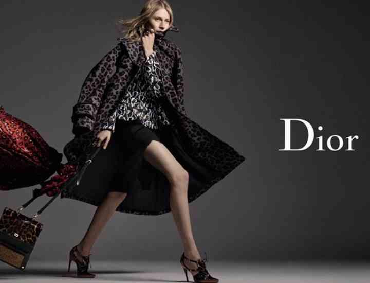 Colecția Dior pentru toamna 2016