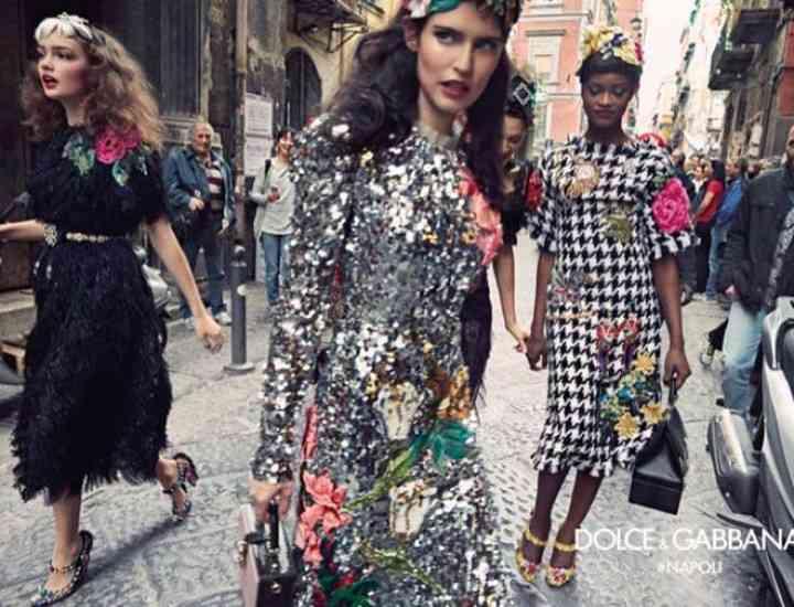 Campania Dolce & Gabbana pentru toamna 2016