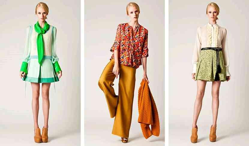 moda anii 60