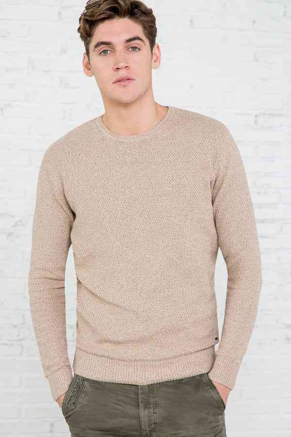 pulover nisipiu springfield 2016