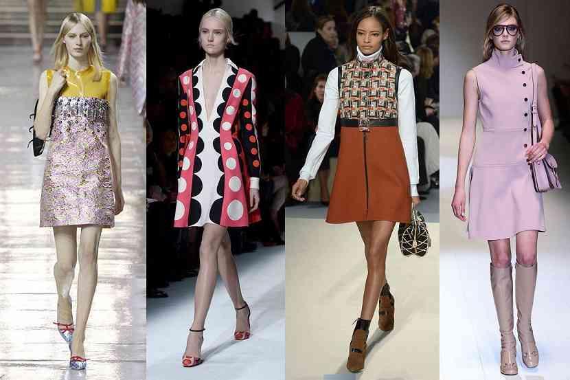 rochii moda anilor 60