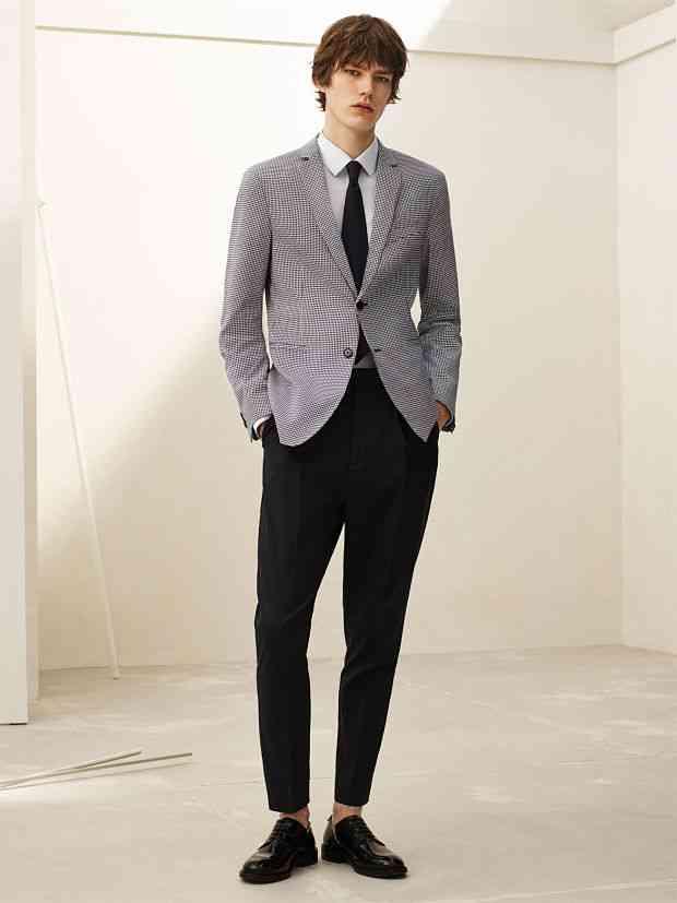 sacou tailoring zara