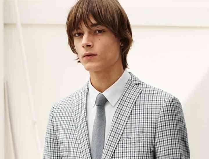 Tailoring de la Zara Man: bărbați cu stil