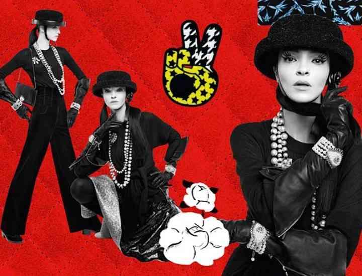 Campania Chanel pentru toamna-iarna 2016