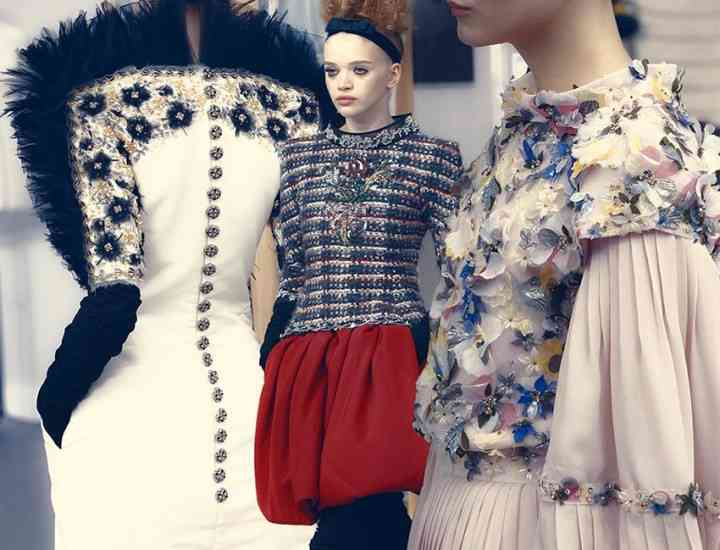 Colecția Chanel Couture toamna / iarna 2016-2017