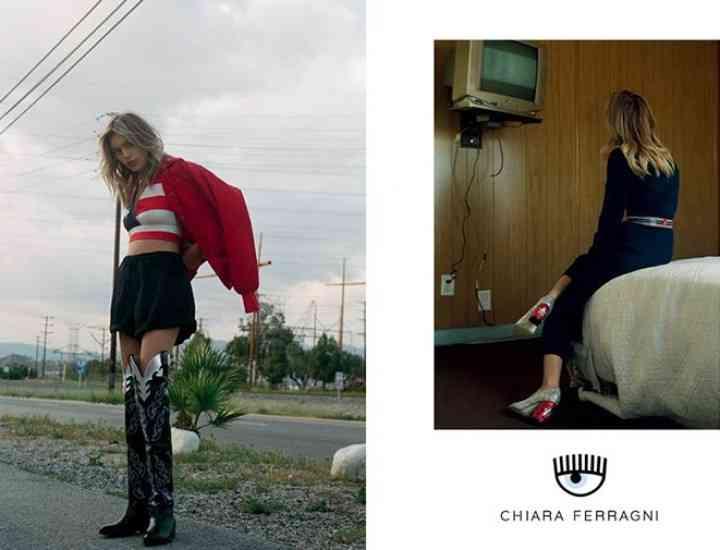 Colecția de pantofi Chiara Ferragni pentru toamna 2016