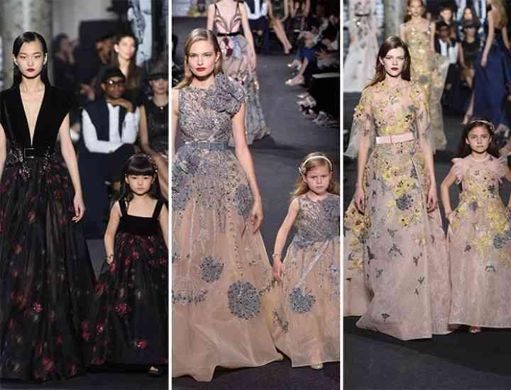 Colecția Elie Saab Couture pentru toamna / iarna 2016-2017