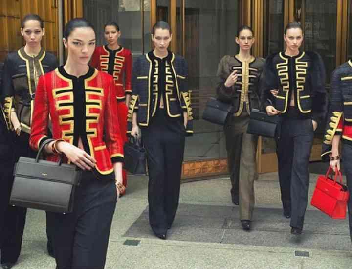 Campania Givenchy pentru toamna 2016