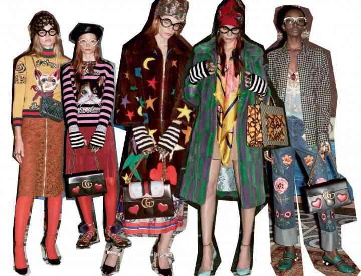 Colecția Gucci pre-toamna 2016