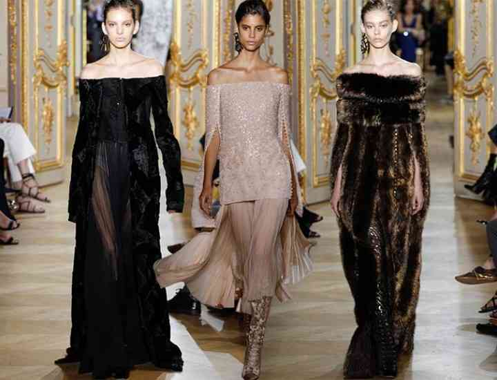 Colecția J. Mendel Couture toamna / iarna 2016-2017