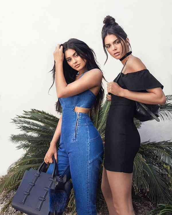 Kendall + Kylie Jenner