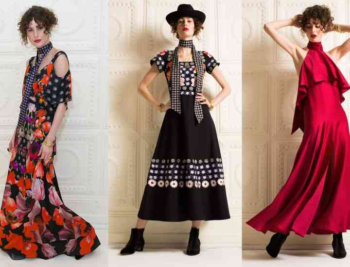 Colecția The Temperley London pre-toamna 2016