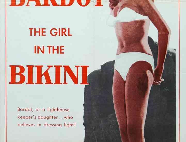 Modelele cele mai emblematice de bikini din istorie