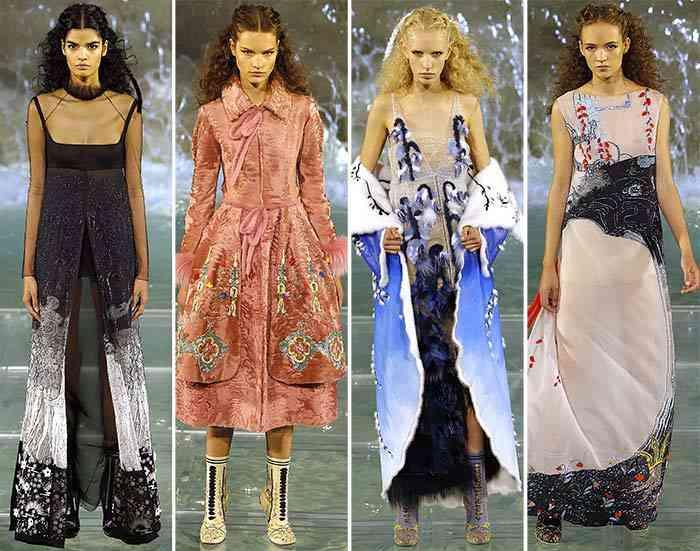 colectia Fendi couture