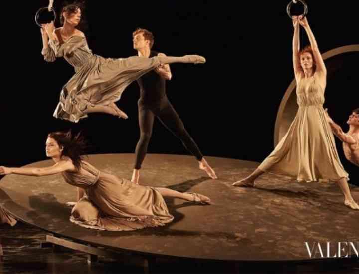 Campania publicitară Valentino pentru toamna 2016
