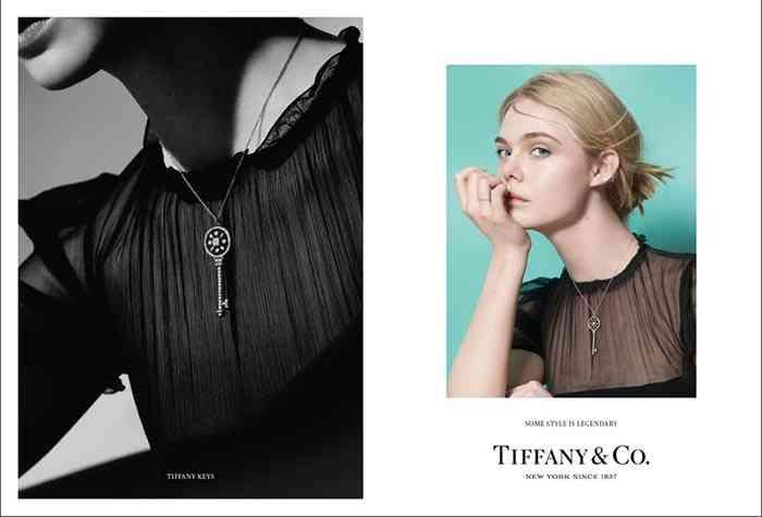 moda Tiffany & Co