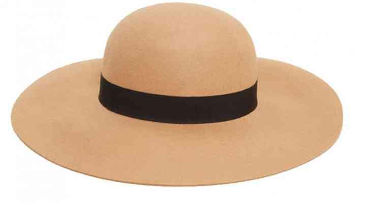 Pălăriile revin în forță în toamna 2016