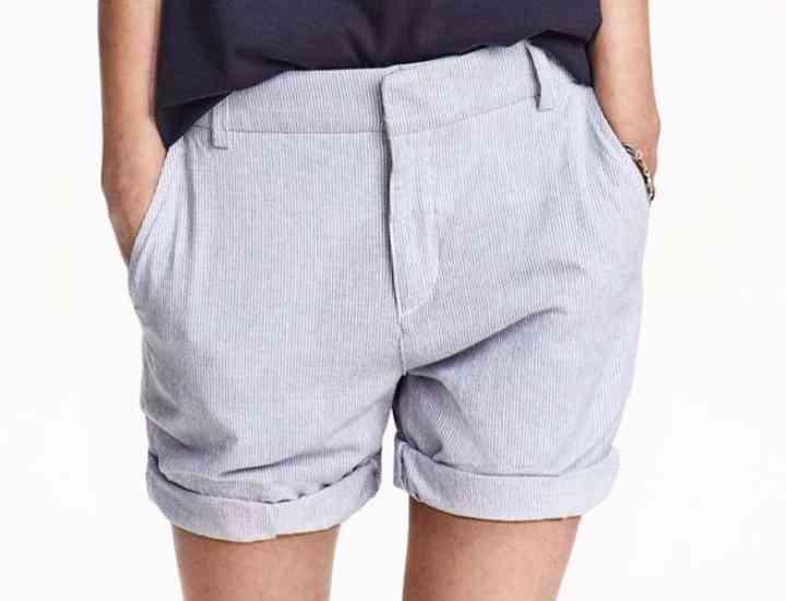 Pantalonii scurți, pantalonii clasici ai verii