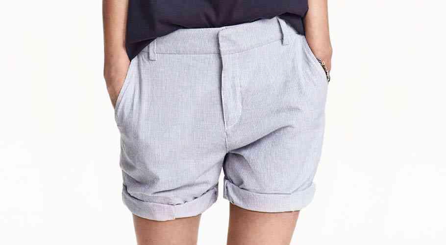 pantaloni scurti hm