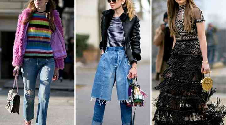 Cele mai bune stiluri de stradă de la Paris Couture Week 2016