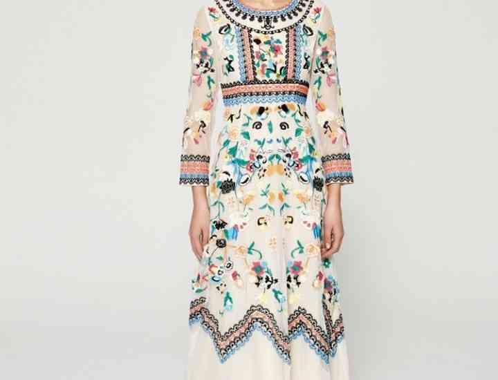 Idei de rochii pentru o vară romantică