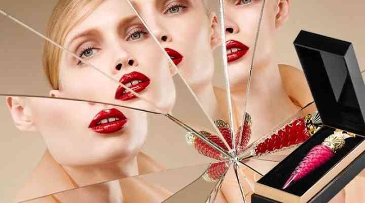 Christian Louboutin lansează o colecție de glossuri de lux