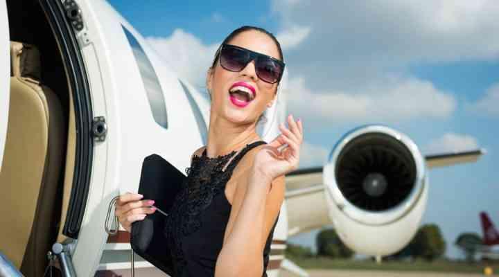 Sfaturi de frumusețe pentru călătoria cu avionul