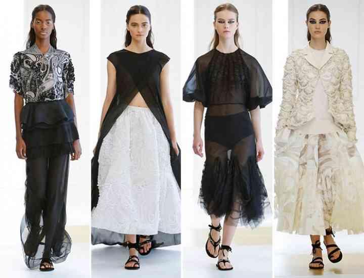 Colecția Dior Couture toamna 2016