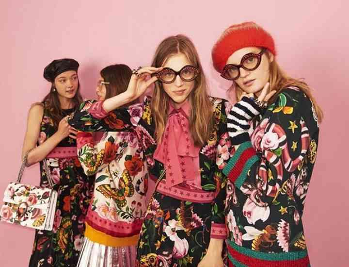 Colecția Gucci Garden 2016