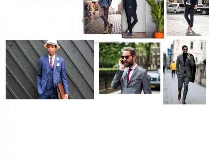 Ținute masculine pe Instagram: Inspirație Street Style