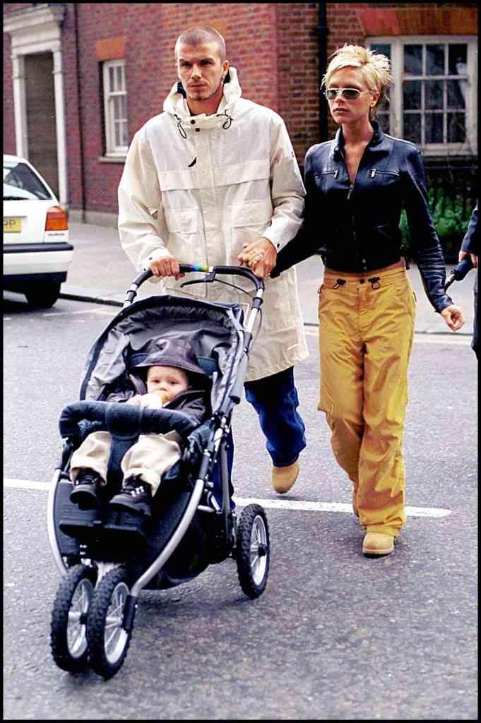 victoria beckham 1999