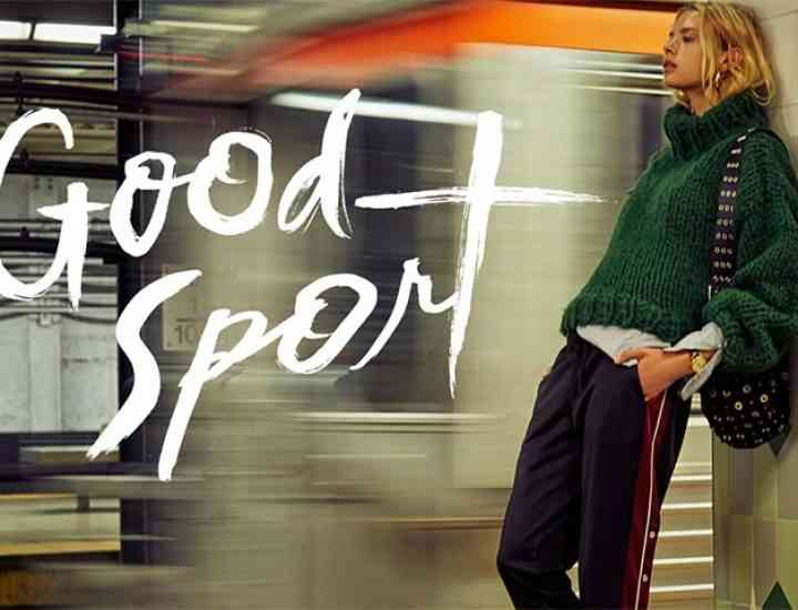 "Colecția Free People ""Good Sport"" toamna 2016"