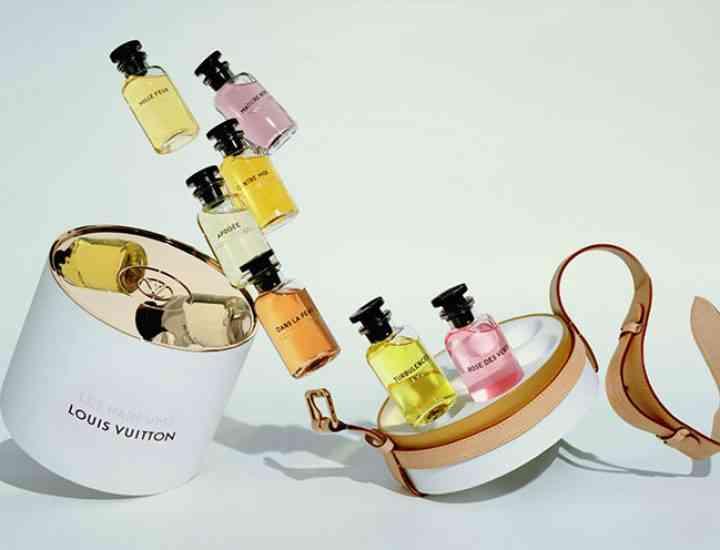 Louis Vuitton lansează o linie de parfumuri
