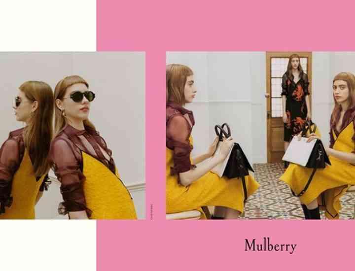 Campania Mulberry pentru toamna 2016