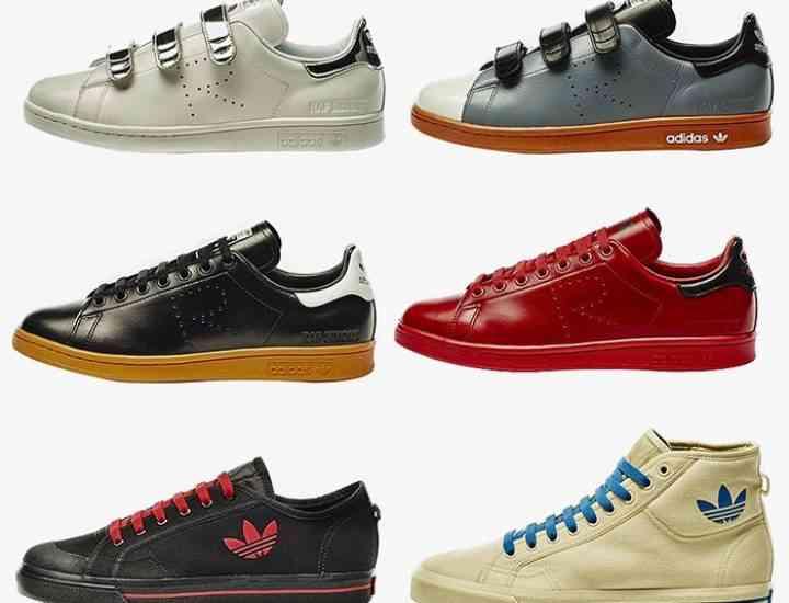 Colecția de adidași Raf Simons x Adidas toamna 2016