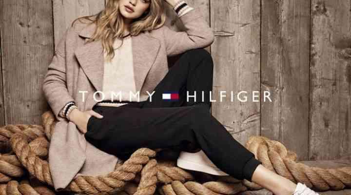 Campania Tommy Hilfiger pentru toamna 2016