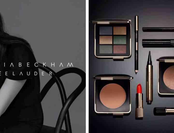 Colecția de machiaj Victoria Beckham x Estée Lauder pentru toamna 2016