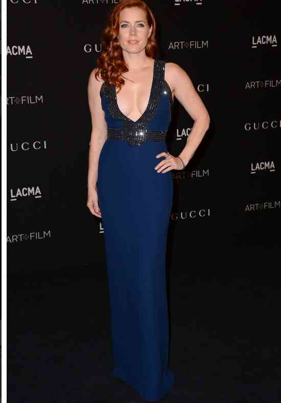 amy adams, tinuta gucci