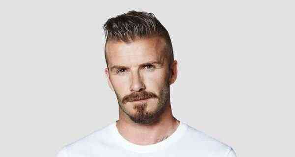 barba david beckham