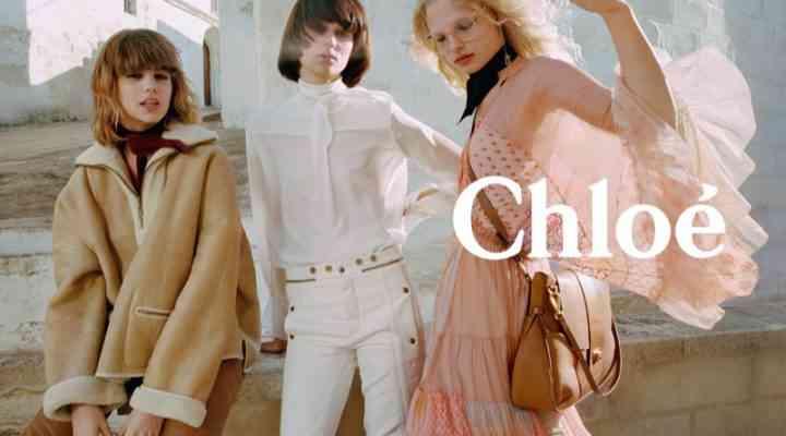 Campania Chloé pentru toamna 2016