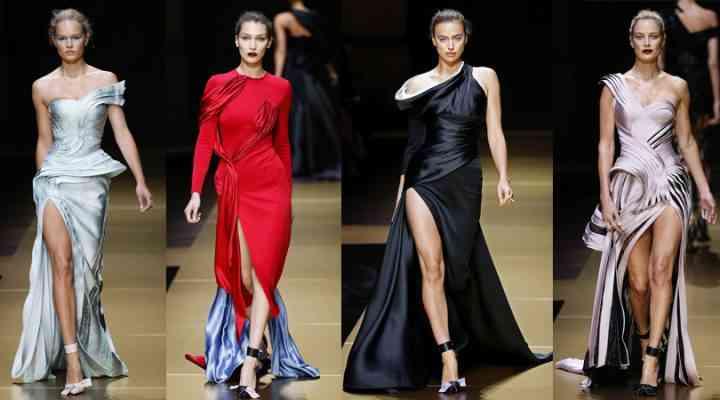 Haute Couture toamnă/iarnă 2016/17: Versace, Dior
